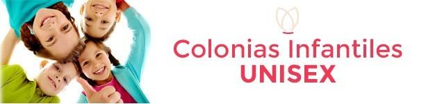 Colonias Infantiles Unisex