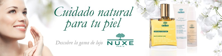 Cosmética Mujer Nuxe